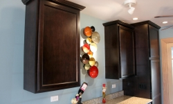 A second spot light was added to the Pantry Wall / Buffet Counter